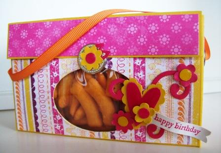 Cracker Box