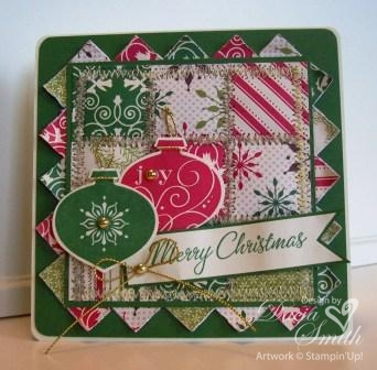 Free Christmas Patchwork and Quilting Ideas and Projects